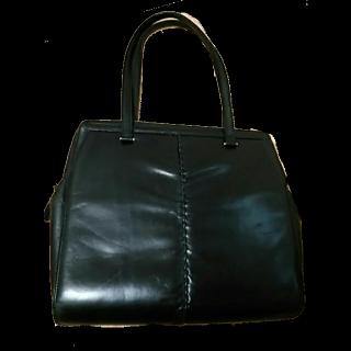 このコーデで使われているChloeのハンドバッグ[ブラック]