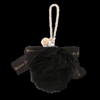 このコーデで使われているMaison de FLUERのファッション雑貨[ブラック]