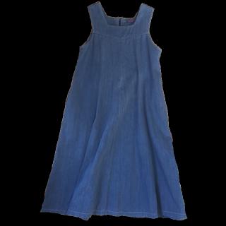 このコーデで使われているジャンパースカート[ブルー]