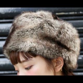 LOWRYS FARMの帽子