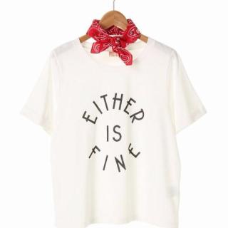 このコーデで使われているGreen ParksのTシャツ/カットソー[ホワイト]