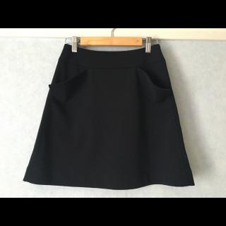 このコーデで使われているFOXEYのスカート[ネイビー]