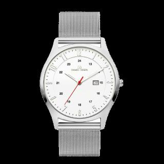 このコーデで使われているDANISH DESIGNの腕時計[シルバー]