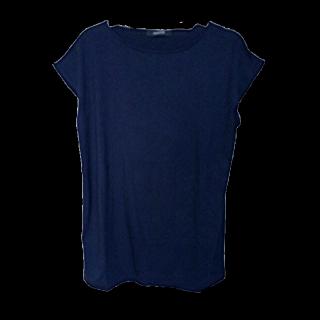 このコーデで使われているPARIGOTのTシャツ/カットソー[ネイビー]