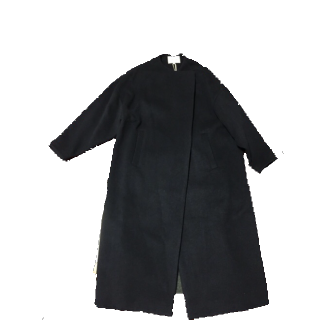 このコーデで使われているENFOLDのコート[ネイビー]
