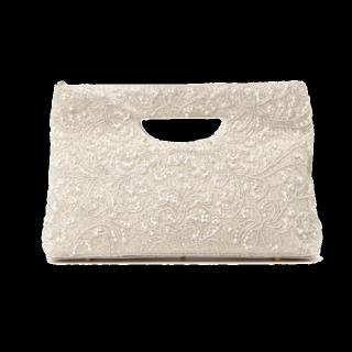 このコーデで使われているAne Moneのハンドバッグ[ピンク]