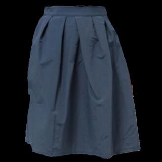 このコーデで使われているCOLLAGE GALLARDAGALANTEのスカート[ブルー]