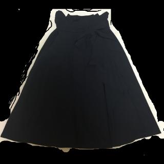 ByeByeのフレアスカート