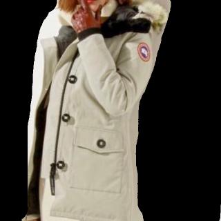 CANADA GOOSEのジャケット