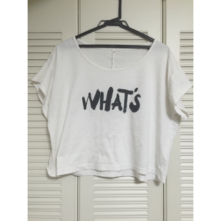 このコーデで使われているNissenのTシャツ/カットソー[ホワイト]