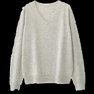 手作りのニット/セーター
