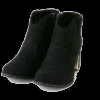 このコーデで使われているHONEYSのブーツ[ブラック]