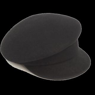 このコーデで使われているCA4LAの帽子[ブラック]
