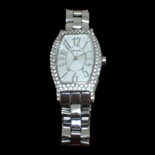 このコーデで使われているFolli Follieの腕時計[シルバー]