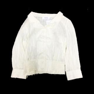 このコーデで使われているLOWRYS FARMのシャツ/ブラウス[ホワイト]