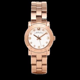 このコーデで使われているMarc by Marc Jacobsの腕時計[ピンク/ゴールド]
