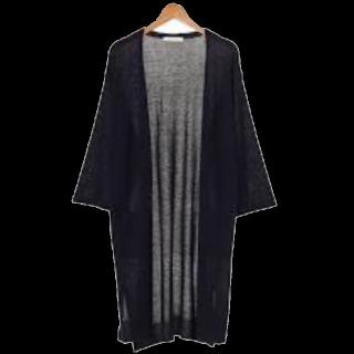 chocol raffine robeのカーディガン