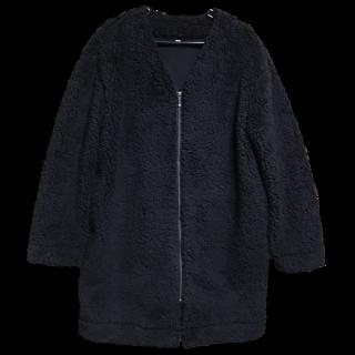 UNIQLOのノーカラージャケット