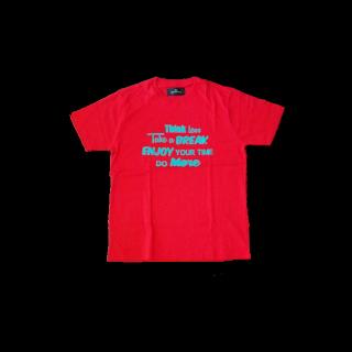 このコーデで使われているnano・universeのTシャツ/カットソー[レッド]