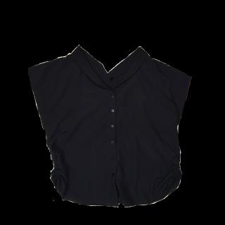 このコーデで使われているBABYLONEのシャツ/ブラウス[ネイビー]