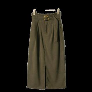 RETRO GIRLのタイトスカート