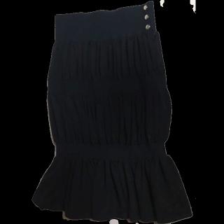 LIMI feuのミモレ丈スカート