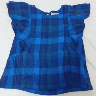 このコーデで使われているGLOBAL WORKのシャツ/ブラウス[ネイビー/ブルー]