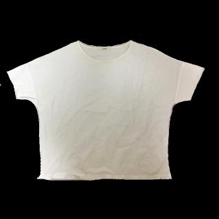 このコーデで使われているLE GLAZIKのTシャツ/カットソー[ホワイト]