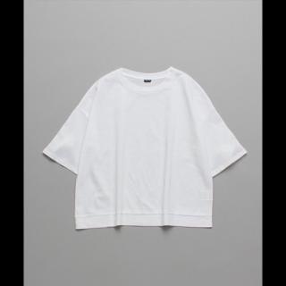 このコーデで使われているPAR ICIのTシャツ/カットソー[ホワイト]
