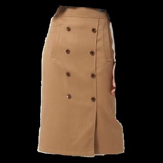 BABYLONEのひざ丈スカート