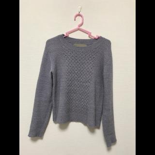 nano・universeのニット/セーター