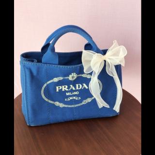 PRADAのハンドバッグ