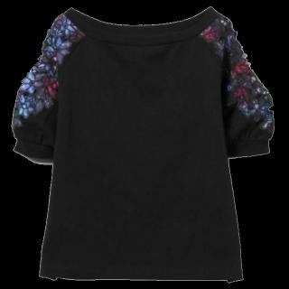 このコーデで使われているJEANASISのTシャツ/カットソー[ネイビー]