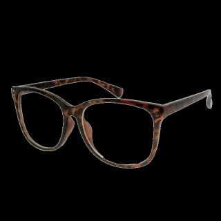 このコーデで使われているPAGEBOYのメガネ[ブラウン]