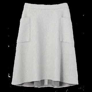 DES PRESのひざ丈スカート