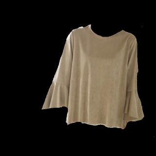 このコーデで使われているSTYLE DELIのTシャツ/カットソー[ベージュ]