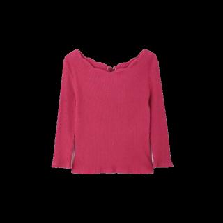 このコーデで使われているJILL by JILLSTUARTのTシャツ/カットソー[ピンク]
