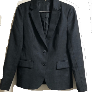 MUJIのテーラードジャケット