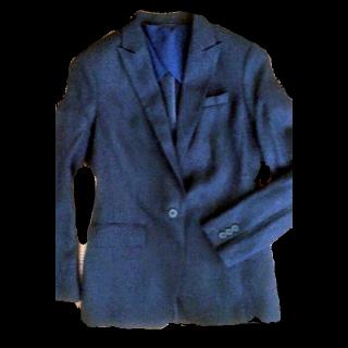 このコーデで使われているCrystal Sylphのスーツ[ブラック]