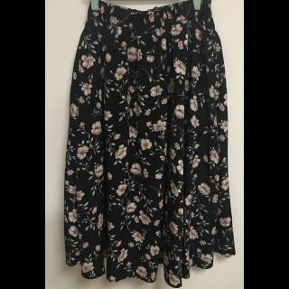 ViSのひざ丈スカート