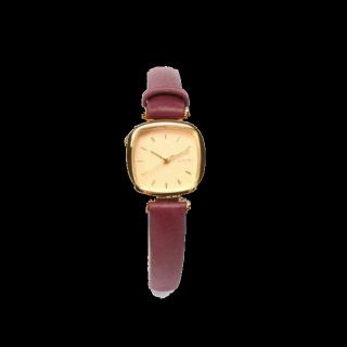 このコーデで使われている腕時計[ボルドー]