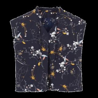 このコーデで使われているtitivateのシャツ/ブラウス[ネイビー]