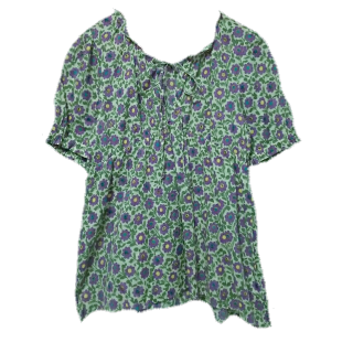 このコーデで使われているRay BEAMSのシャツ/ブラウス[グリーン/ブルー/パープル/イエロー]