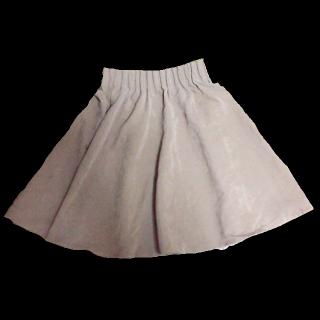 a.g.plusのフレアスカート