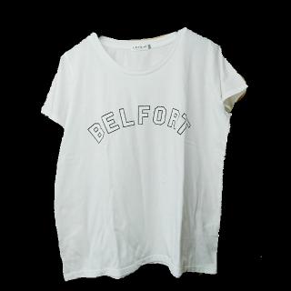 このコーデで使われているREPSIMのTシャツ/カットソー[ホワイト]
