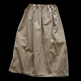 MUJI(無印良品)のマキシ丈スカート
