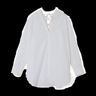 このコーデで使われているAMERICAN RAG CIEのシャツ/ブラウス[ホワイト]