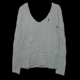 このコーデで使われているRalph Lauren SportのTシャツ/カットソー[グレー]
