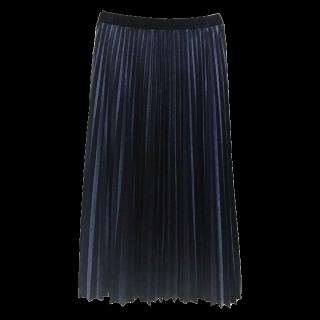 GRACE CONTINENTALのプリーツスカート