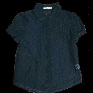 このコーデで使われているRETRO GIRLのシャツ/ブラウス[ブラック]